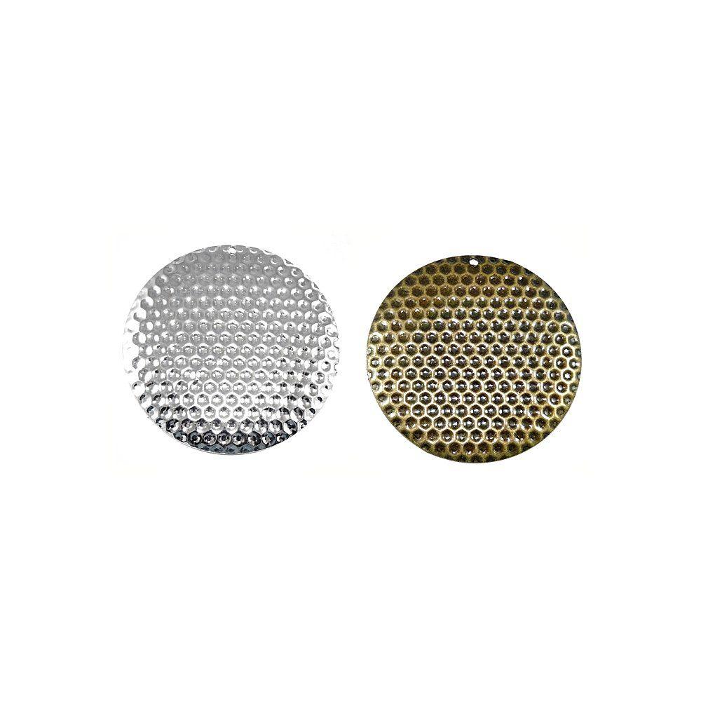 Pingente de Metal - 48mm  - Nathalia Bijoux®