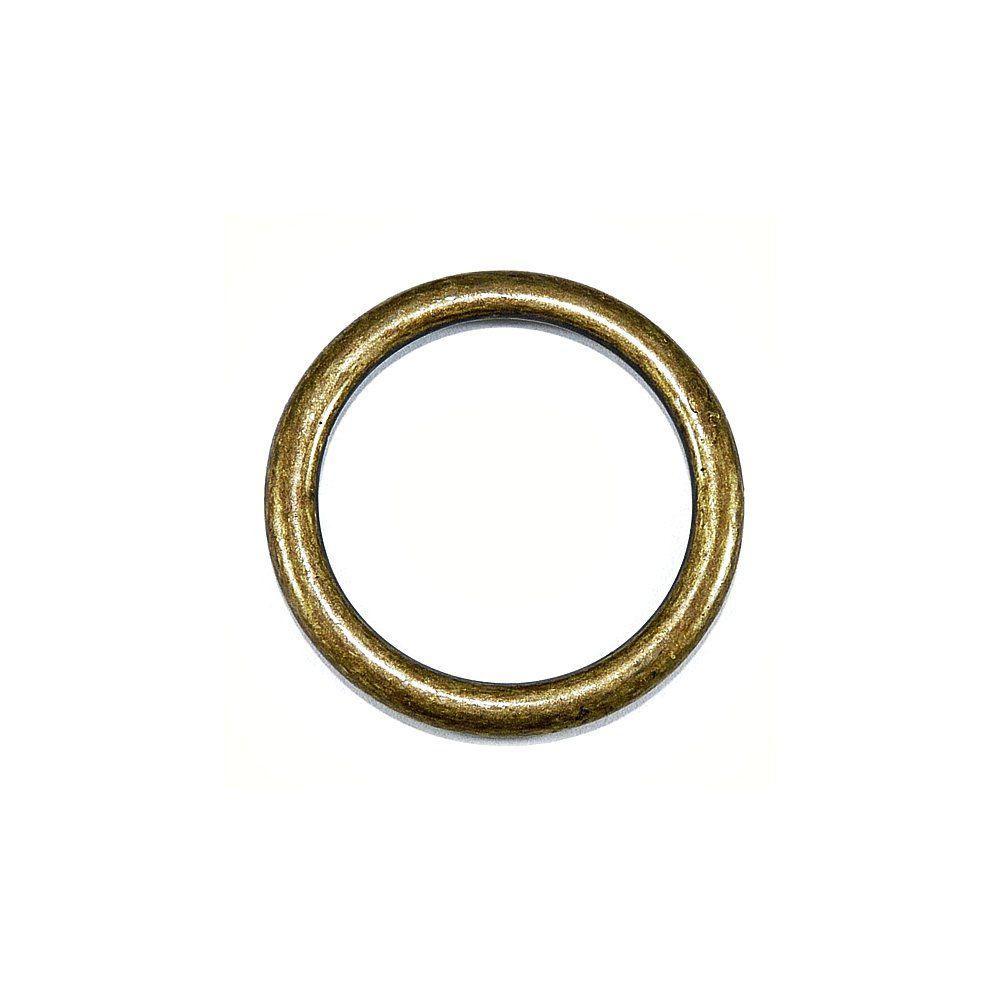 Argola de Metal - 37mm  - Nathalia Bijoux®
