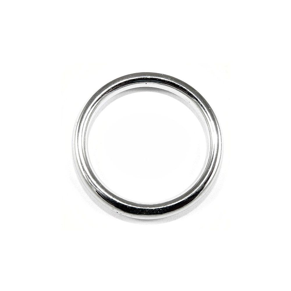 Argola de ABS - 42mm  - Nathalia Bijoux®