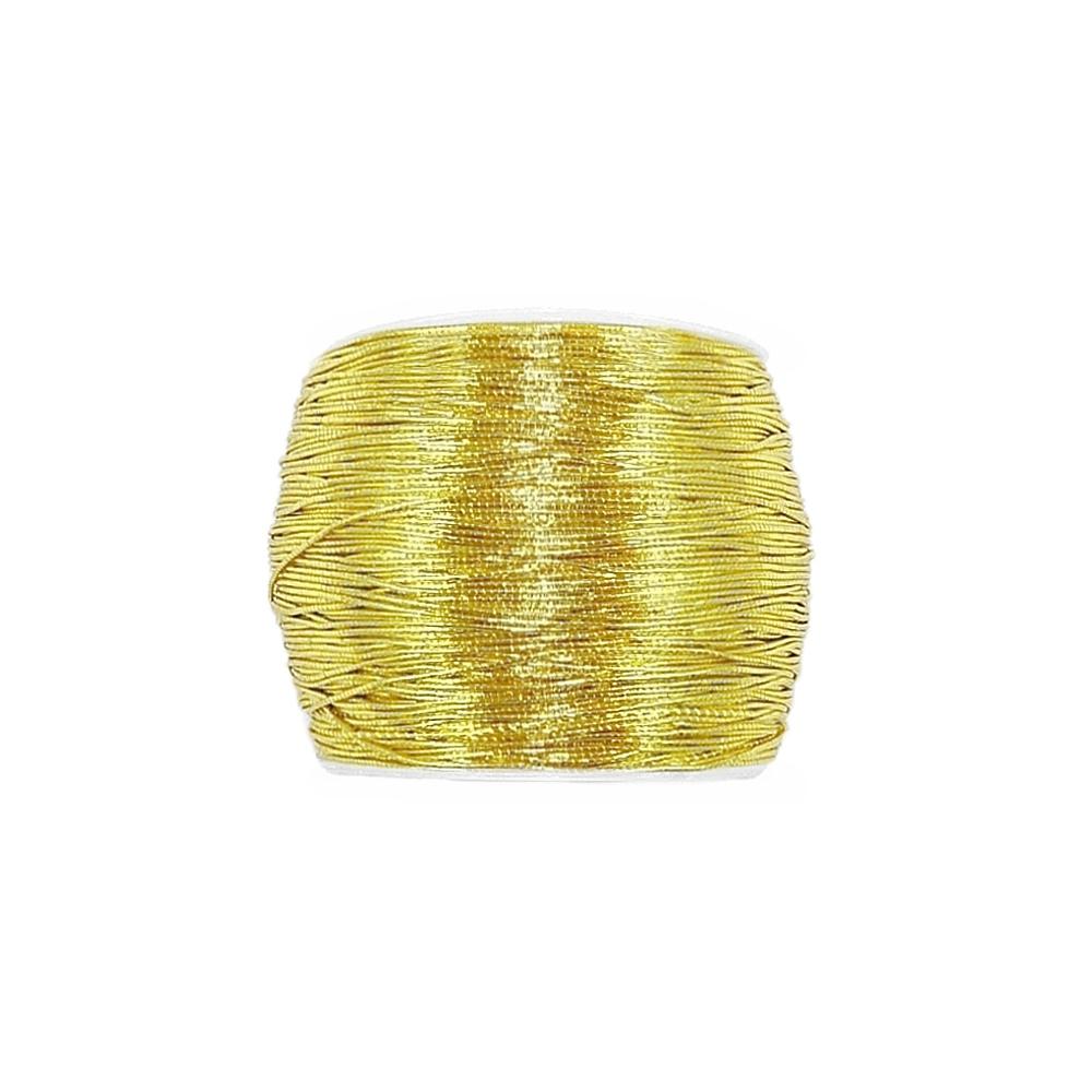 Cordão Elástico - 1mm - 100m  - Nathalia Bijoux®