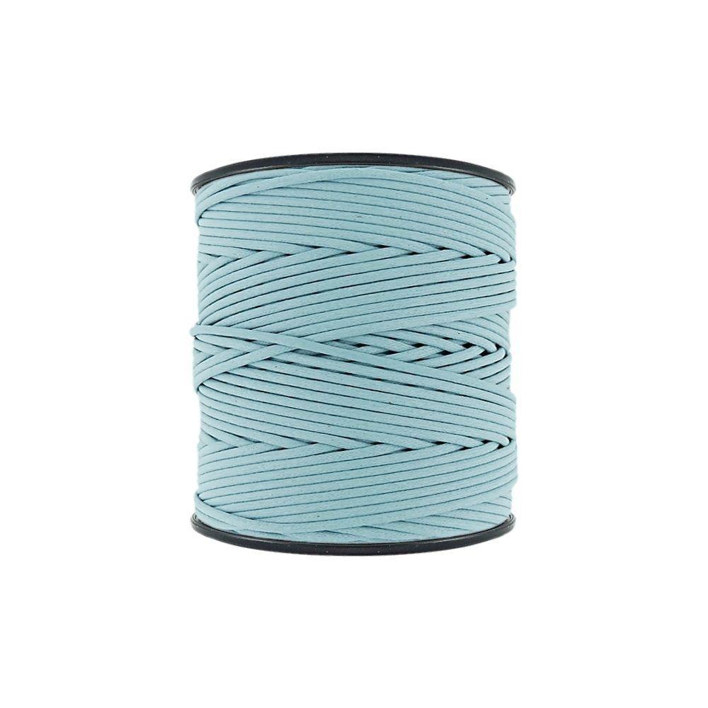 Cordão Encerado - Azul (191) - 2mm - 300m - Premium  - Nathalia Bijoux®