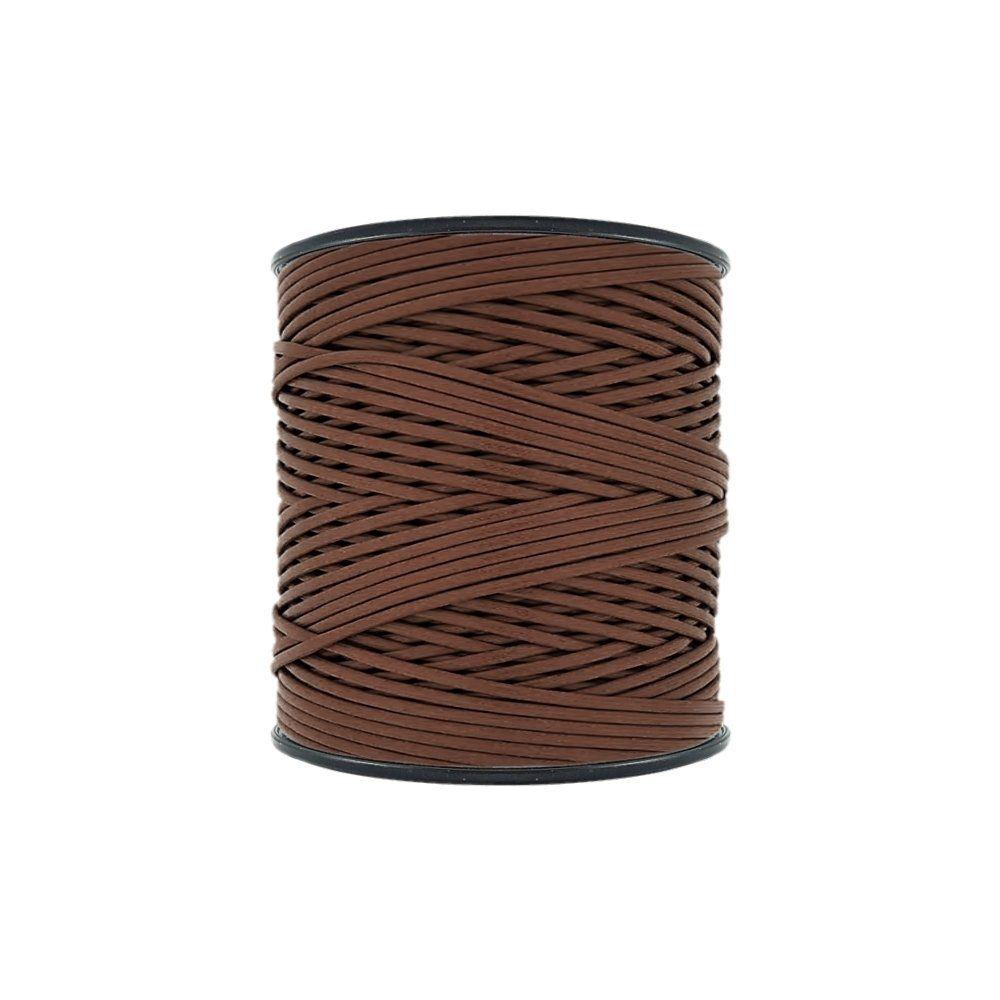 Cordão Encerado - Bravo Brown (393) - 2mm - 300m - Premium  - Nathalia Bijoux®