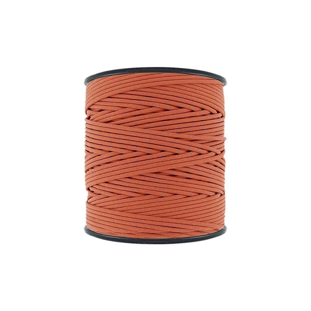 Cordão Encerado - Cenoura (319) - 2mm - 300m - Premium  - Nathalia Bijoux®
