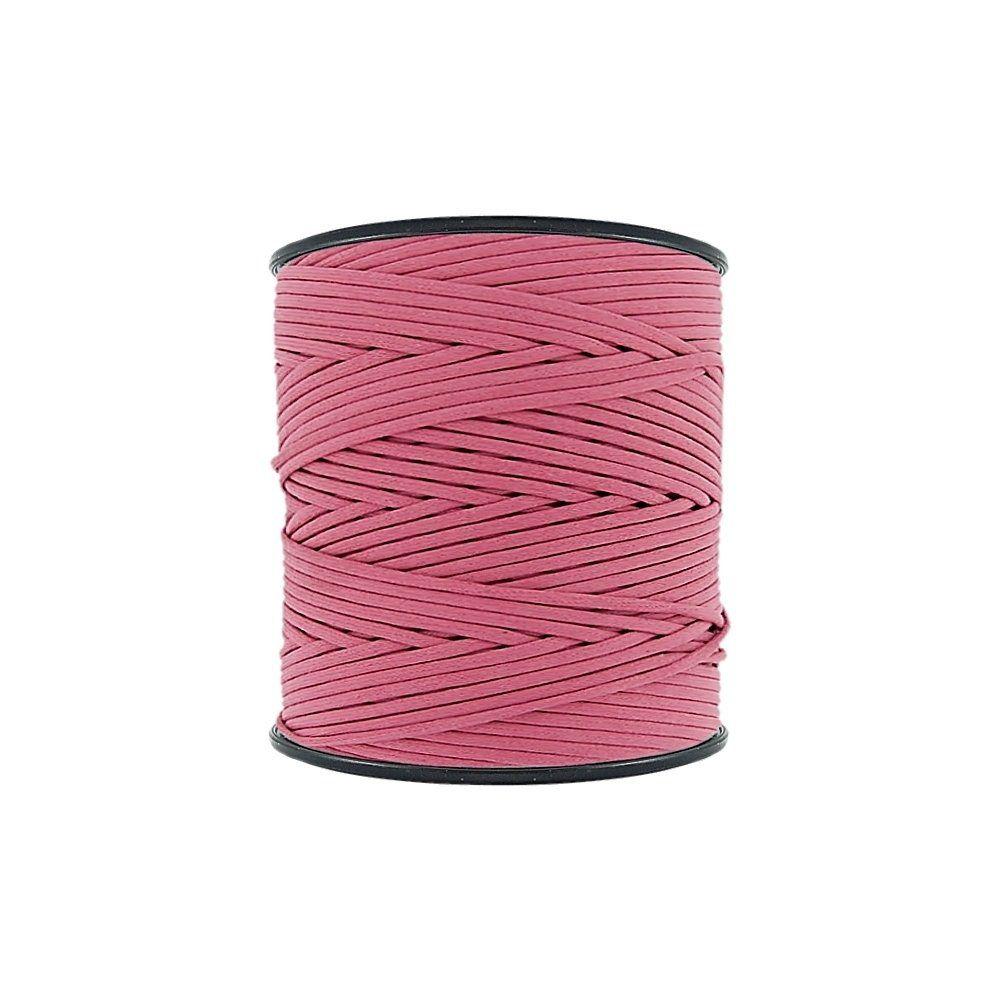 Cordão Encerado - Fúcsia (463) - 2mm - 300m - Premium  - Nathalia Bijoux®
