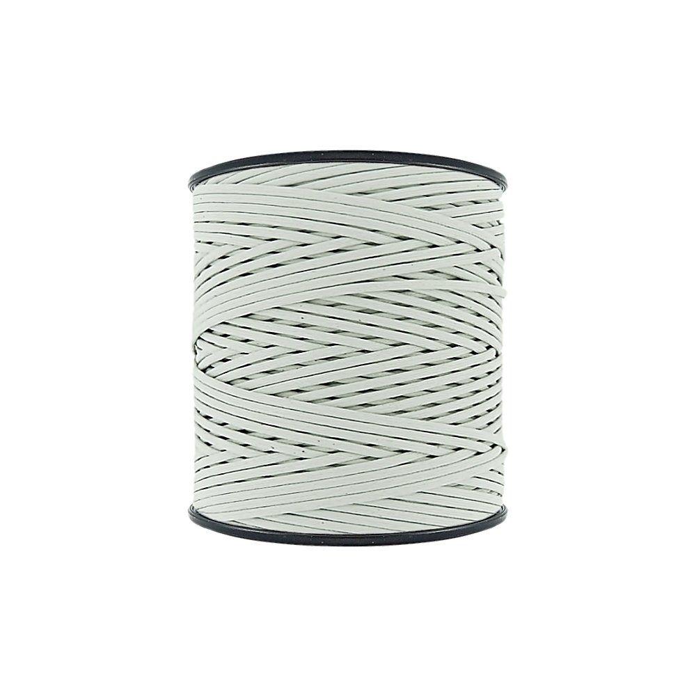 Cordão Encerado - Gelo (443) - 2mm - 300m - Premium  - Nathalia Bijoux®