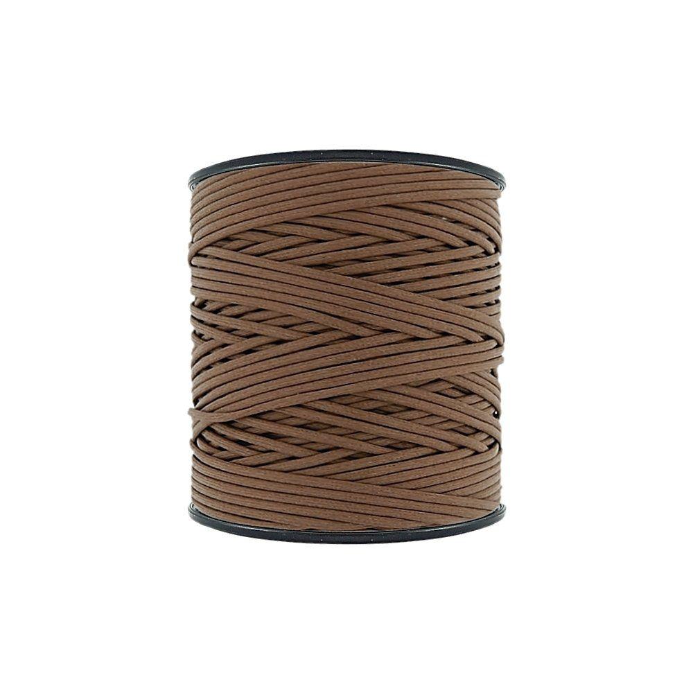 Cordão Encerado - Grunge (349) - 2mm - 300m - Premium  - Nathalia Bijoux®