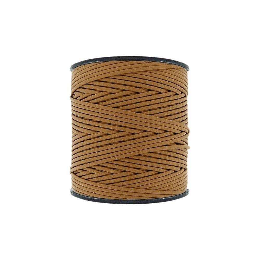 Cordão Encerado - Havana (069) - 2mm - 300m - Premium  - Nathalia Bijoux®