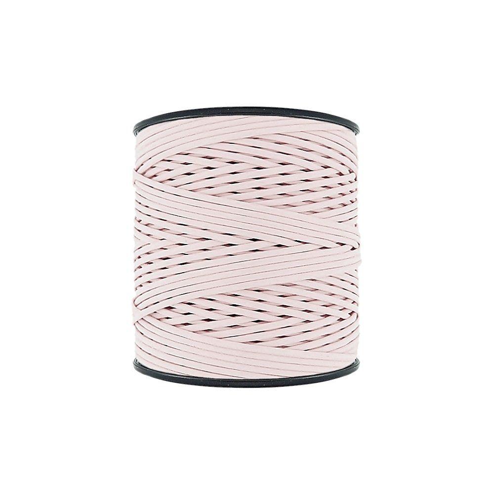 Cordão Encerado - Rosa Bebê (402) - 2mm - 300m - Premium  - Nathalia Bijoux®