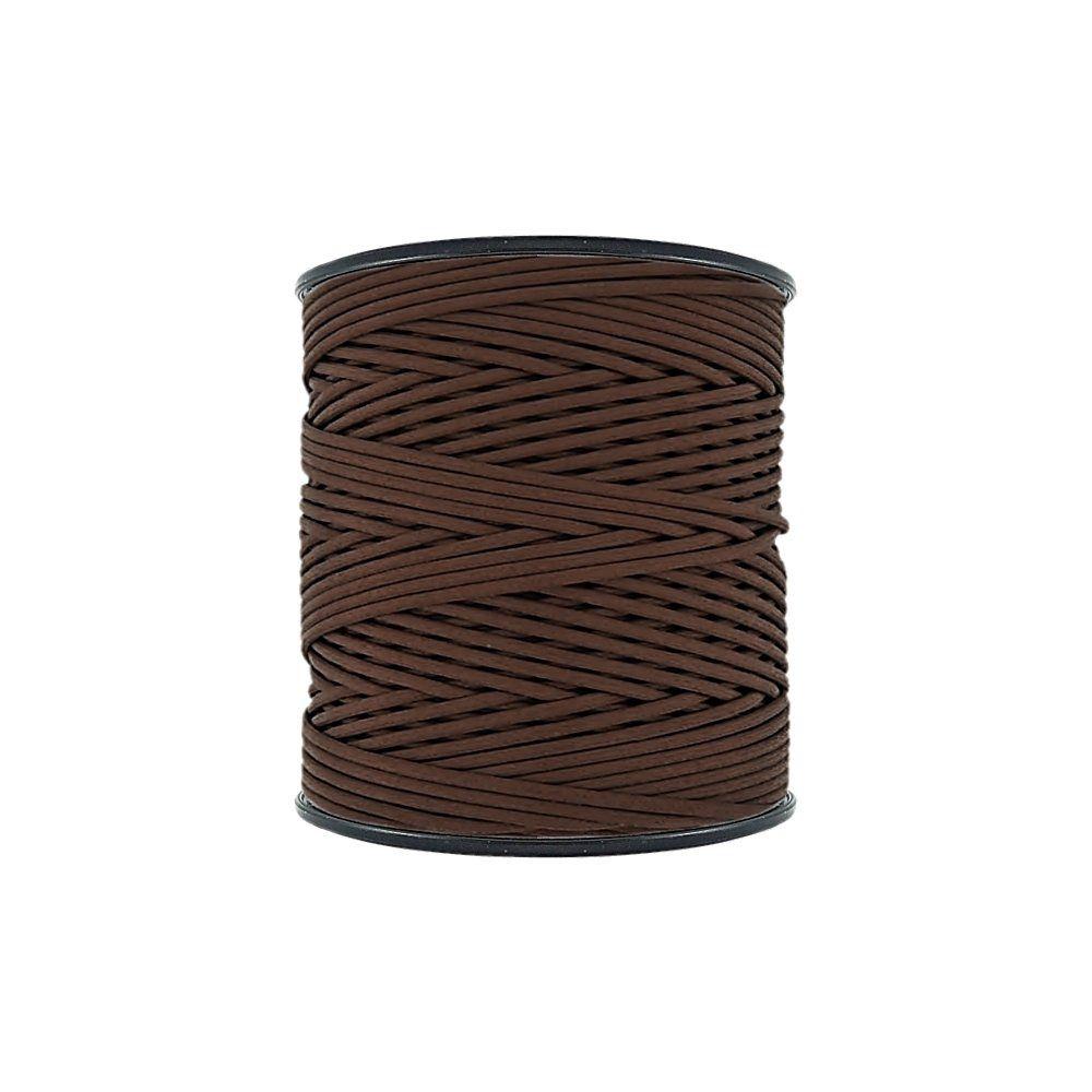 Cordão Encerado - Tabaco (391) - 2mm - 300m - Premium  - Nathalia Bijoux®