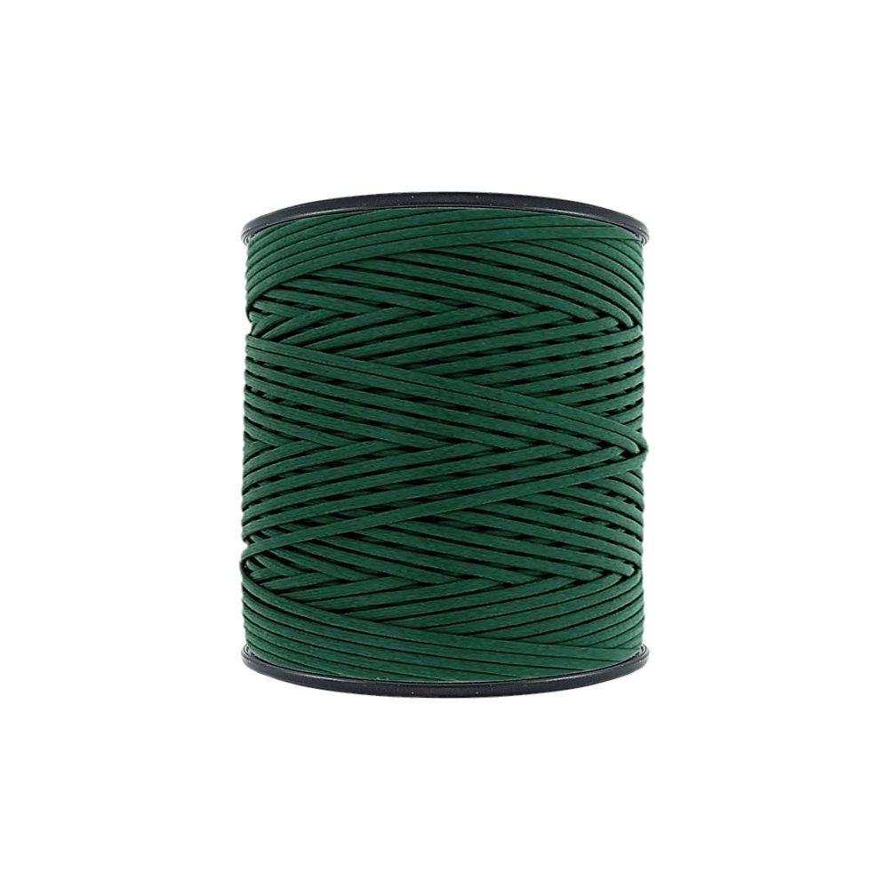 Cordão Encerado - Verde (423) - 2mm - 300m - Premium  - Nathalia Bijoux®