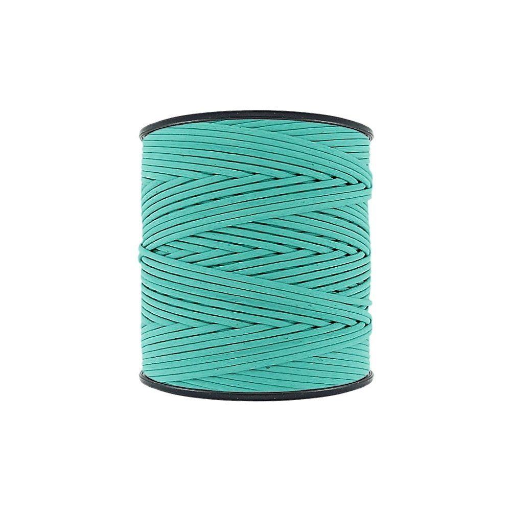 Cordão Encerado - Verde (475) - 2mm - 300m - Premium  - Nathalia Bijoux®