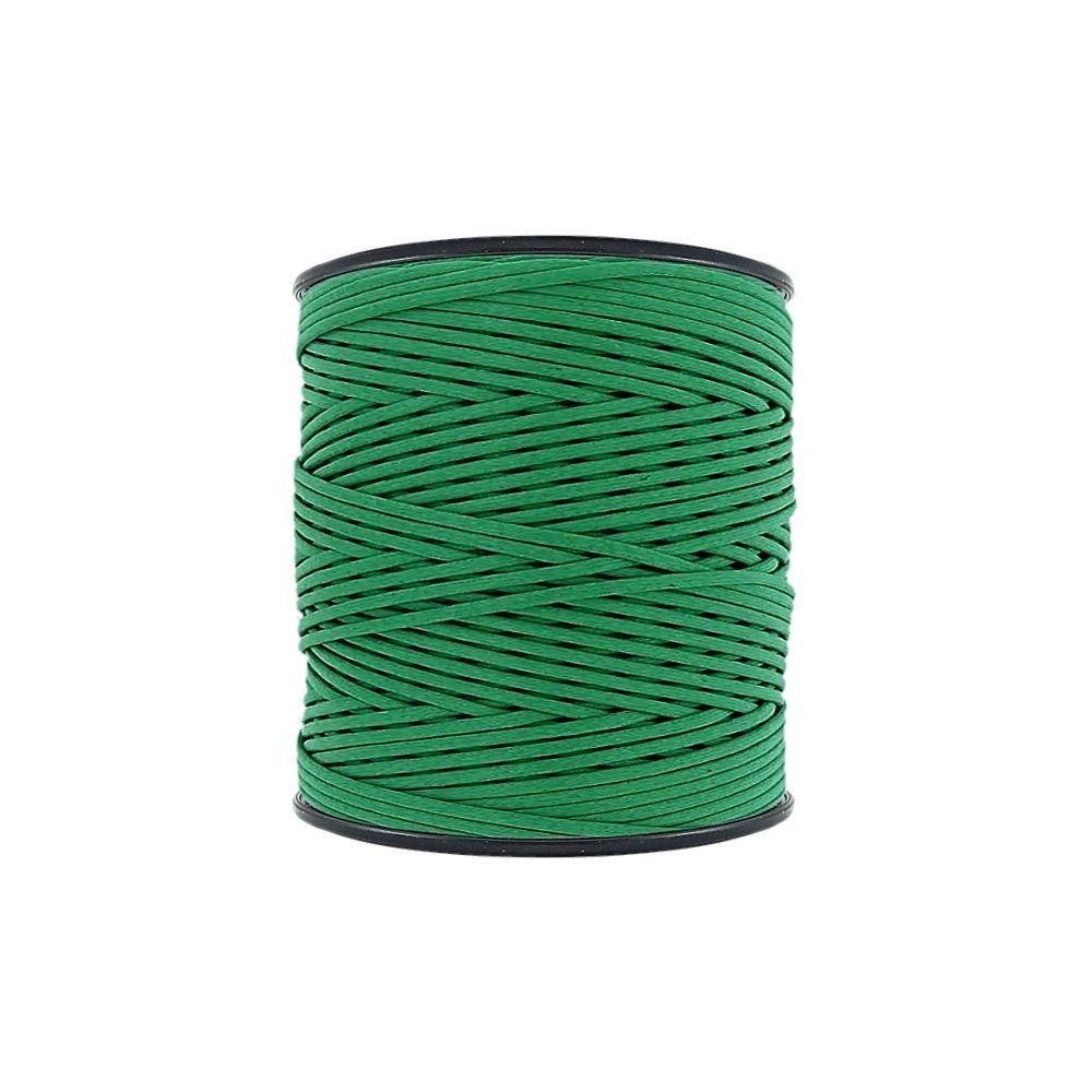 Cordão Encerado - Verde (476) - 2mm - 300m - Premium  - Nathalia Bijoux®