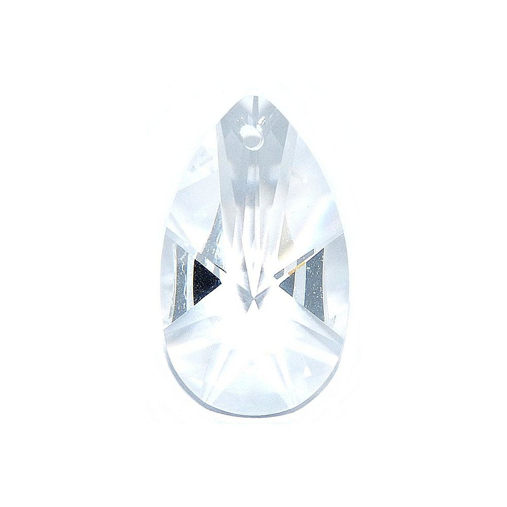 Pingente Gota de Cristal - 28mm  - Nathalia Bijoux®