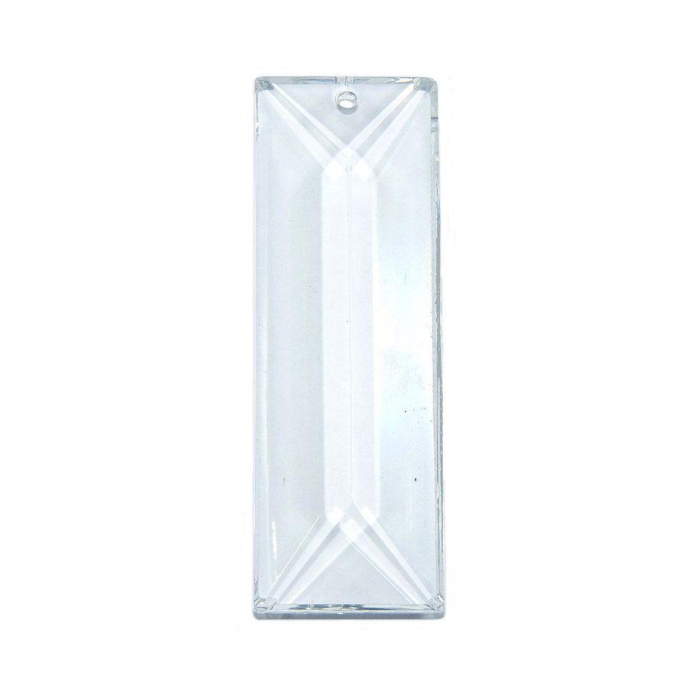Pingente de Cristal - 62mm  - Nathalia Bijoux®