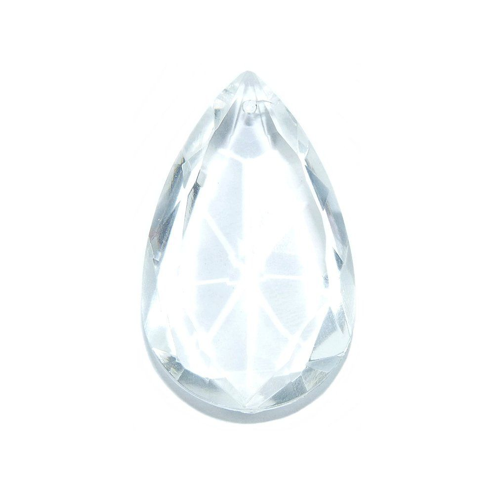 Pingente Gota de Cristal - 40mm  - Nathalia Bijoux®