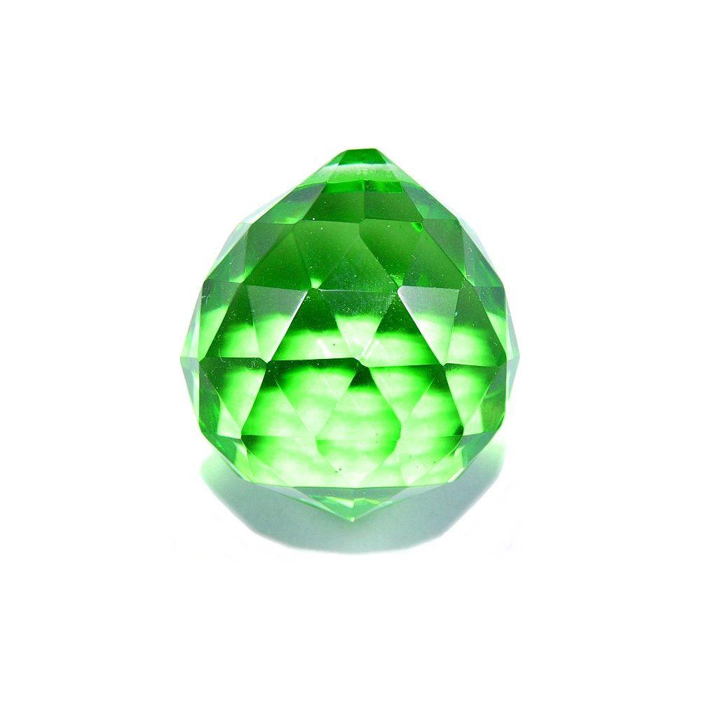 Pingente Gota de Cristal - 35mm  - Nathalia Bijoux®