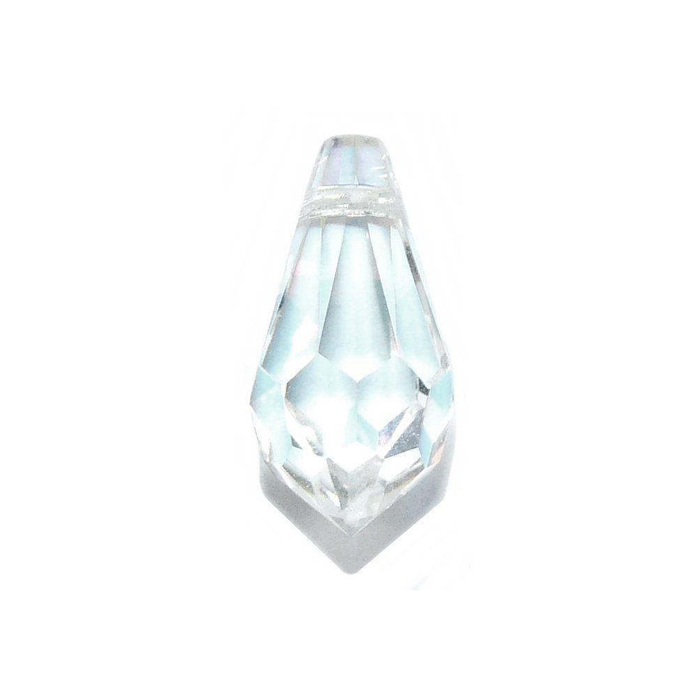 Pingente Gota de Cristal Swarovski - 13mm  - Nathalia Bijoux®