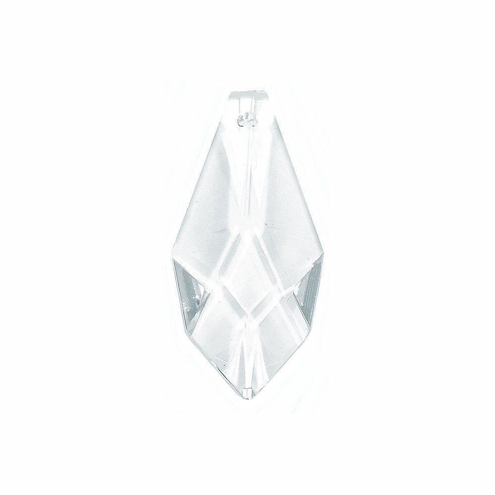 Pingente Gravata de Cristal - 49mm  - Nathalia Bijoux®