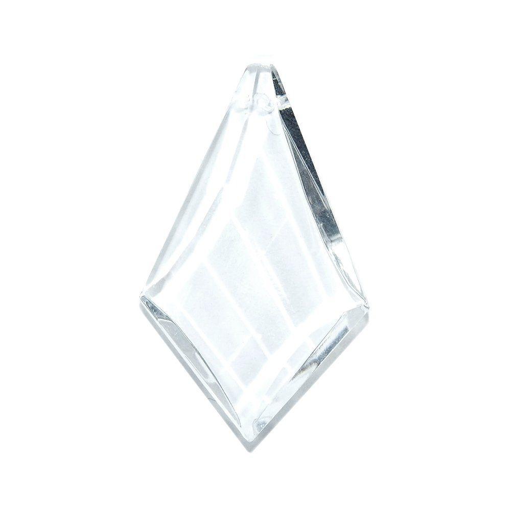 Pingente Gravata de Cristal - 40mm  - Nathalia Bijoux®