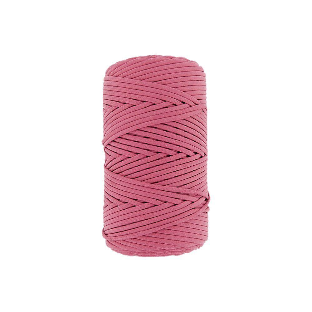 Cordão Encerado - Fúcsia (463) - 1mm - 100m  - Nathalia Bijoux®