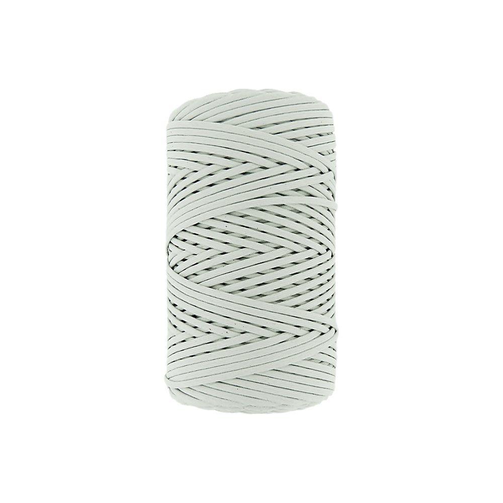 Cordão Encerado - Gelo (443) - 1mm - 100m  - Nathalia Bijoux®