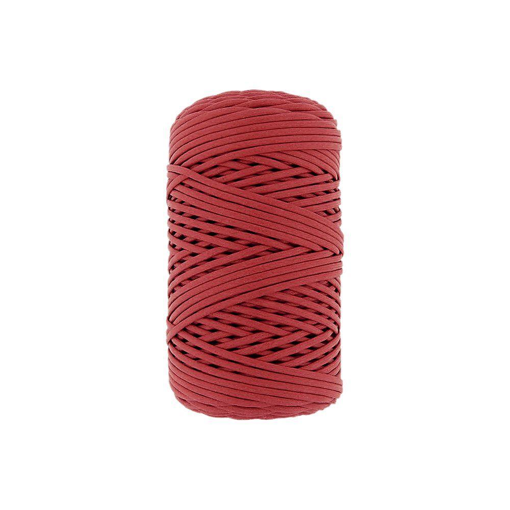 Cordão Encerado - Melancia (461) - 1mm - 100m  - Nathalia Bijoux®