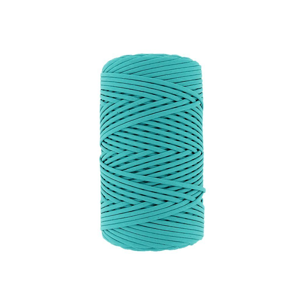 Cordão Encerado - Turquesa (071) - 1mm - 100m  - Nathalia Bijoux®