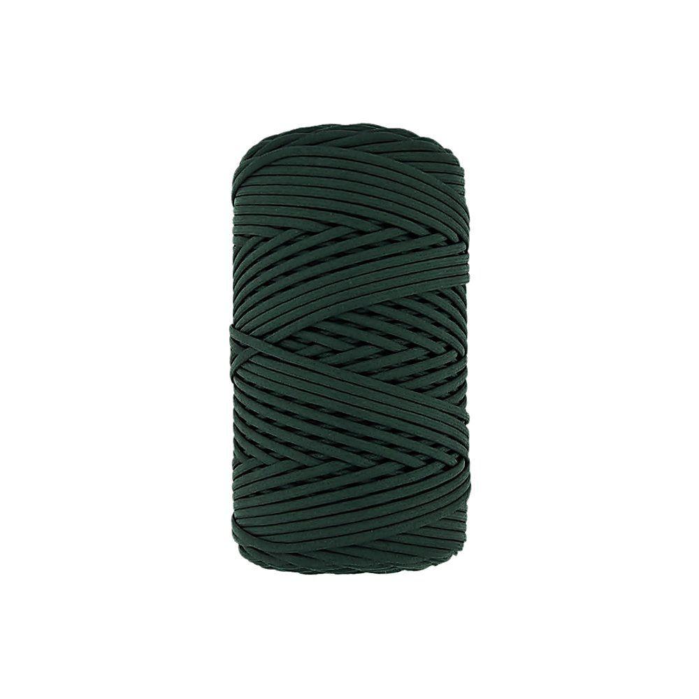 Cordão Encerado - Verde (370) - 1mm - 100m  - Nathalia Bijoux®