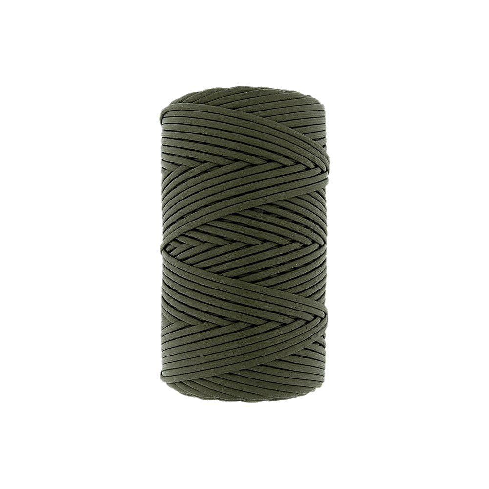 Cordão Encerado - Verde (444) - 1mm - 100m  - Nathalia Bijoux®