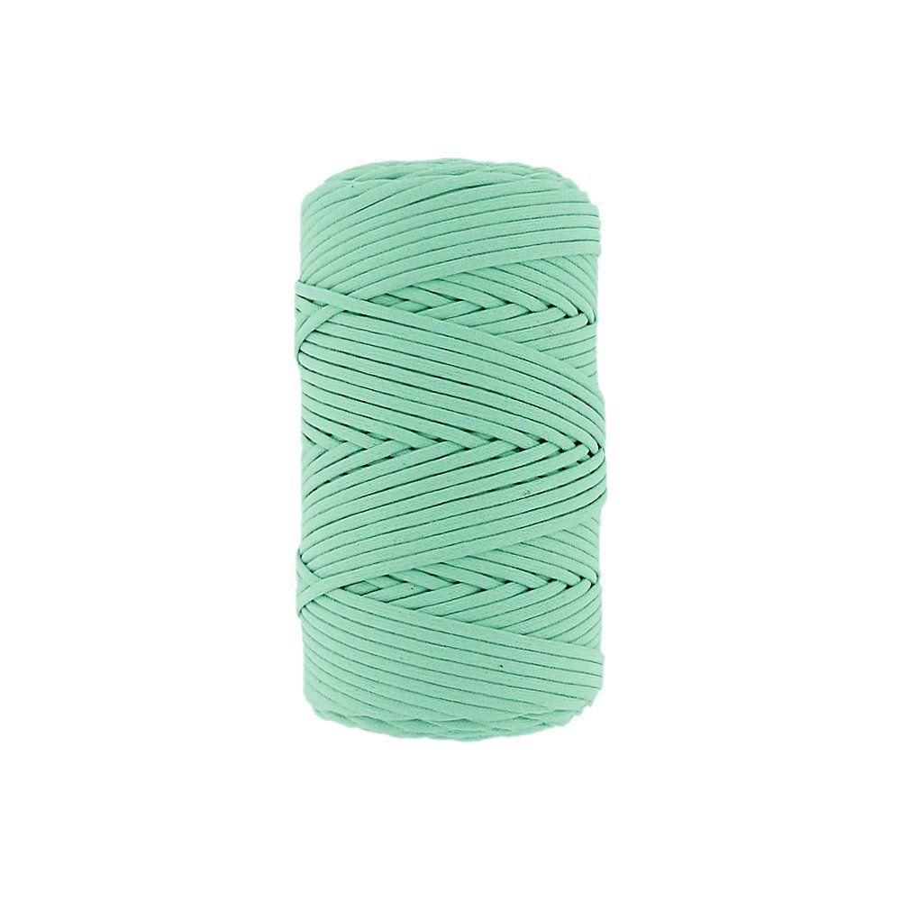 Cordão Encerado - Verde (472) - 1mm - 100m  - Nathalia Bijoux®