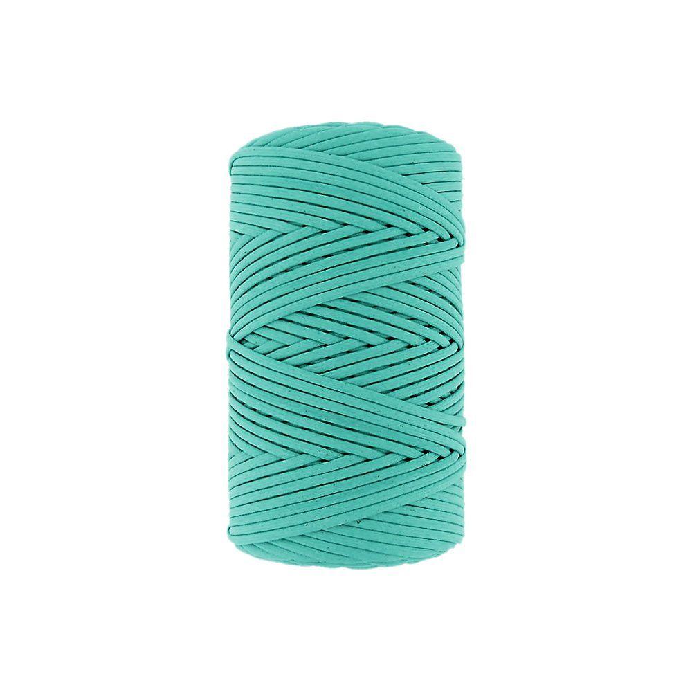 Cordão Encerado - Verde (475) - 1mm - 100m  - Nathalia Bijoux®