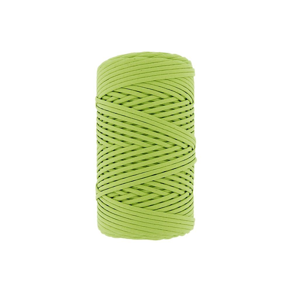 Cordão Encerado - Verde Cítrico (459) - 1mm - 100m  - Nathalia Bijoux®