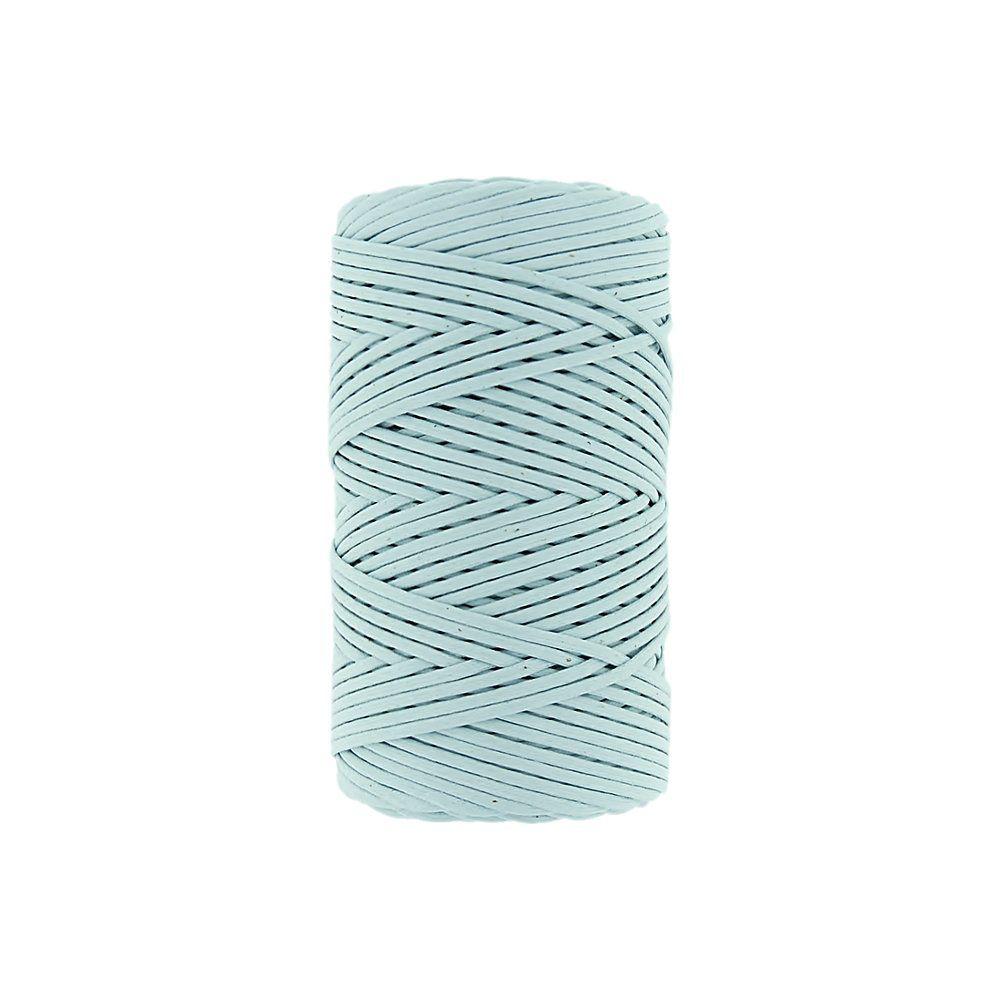 Cordão Encerado - Azul Bebê (403) - 2mm - 100m  - Nathalia Bijoux®