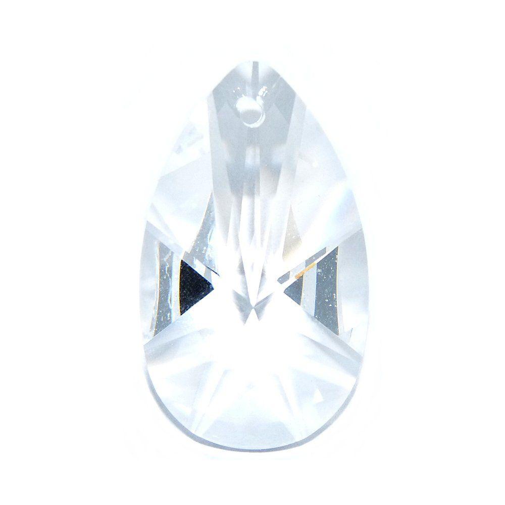 Pingente Gota de Cristal - 62mm  - Nathalia Bijoux®