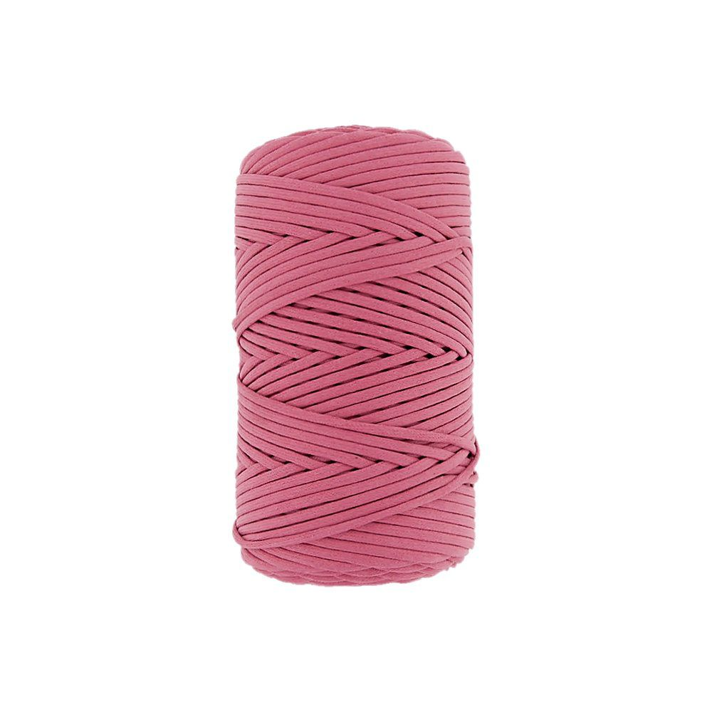 Cordão Encerado - Fúcsia (463) - 2mm - 100m  - Nathalia Bijoux®