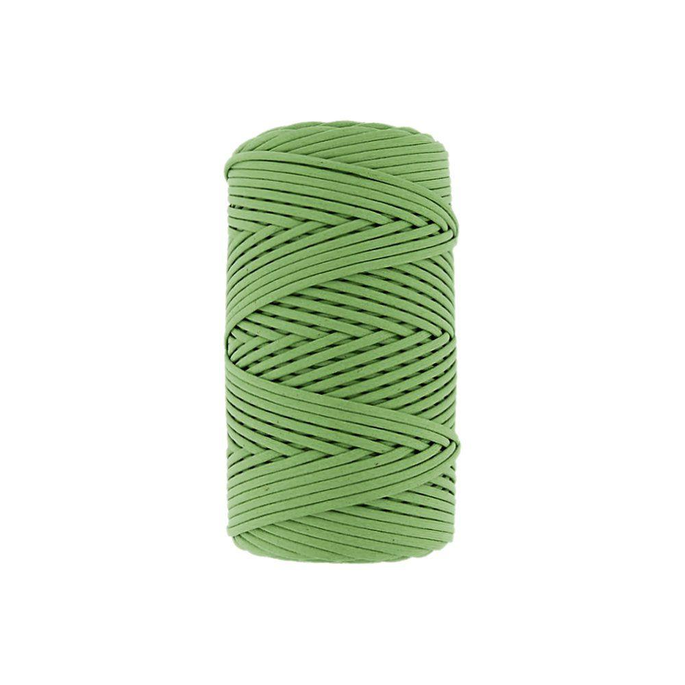 Cordão Encerado - Pistache (170) - 2mm - 100m  - Nathalia Bijoux®