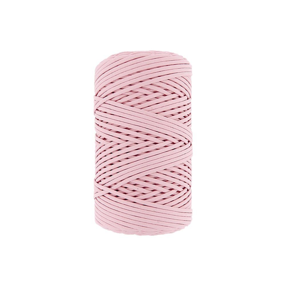 Cordão Encerado - Rosa Papel (456) - 2mm - 100m  - Nathalia Bijoux®