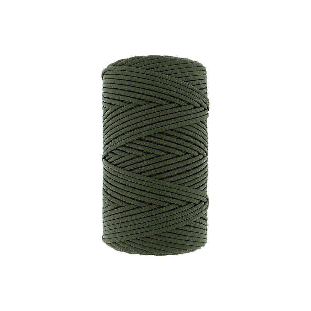 Cordão Encerado - Verde (112) - 2mm - 100m  - Nathalia Bijoux®