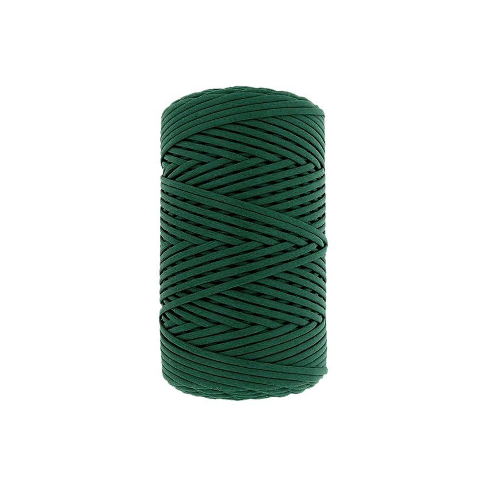 Cordão Encerado - Verde (423) - 2mm - 100m  - Nathalia Bijoux®