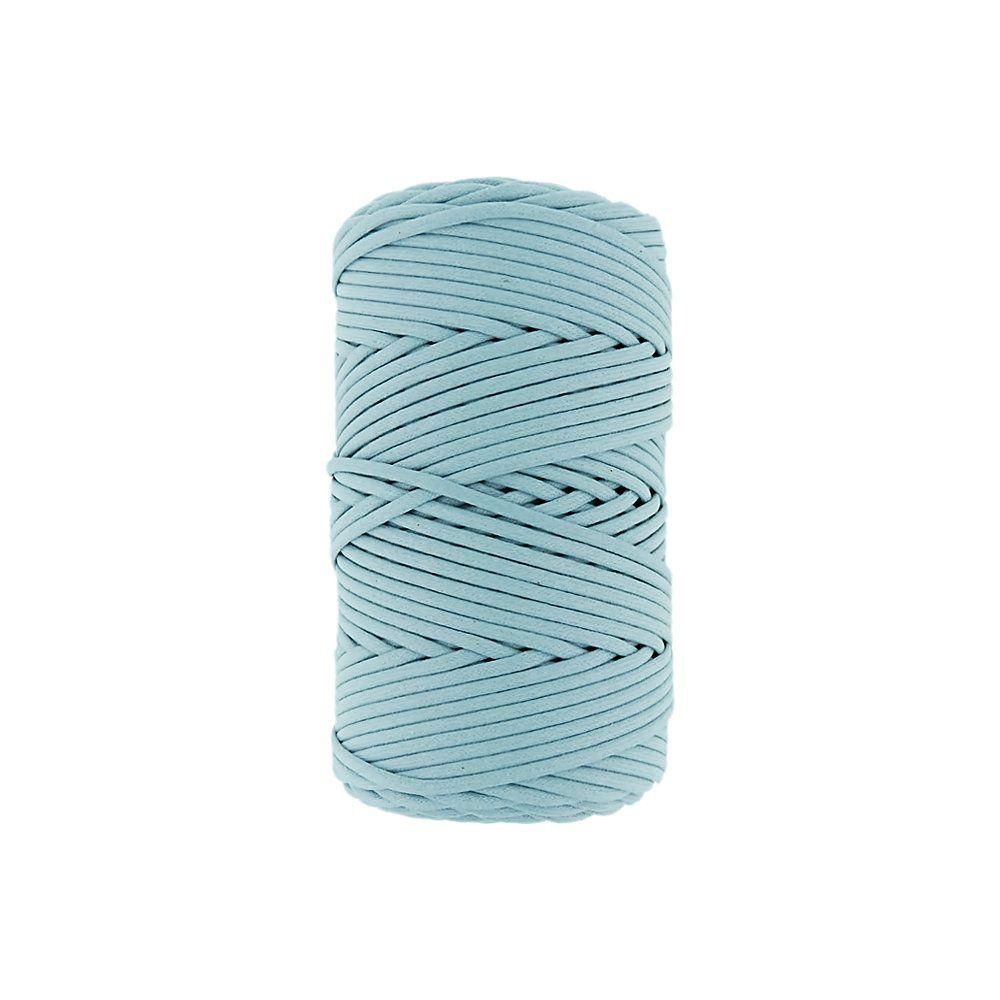 Cordão Encerado - Azul (191) - 3mm - 100m  - Nathalia Bijoux®