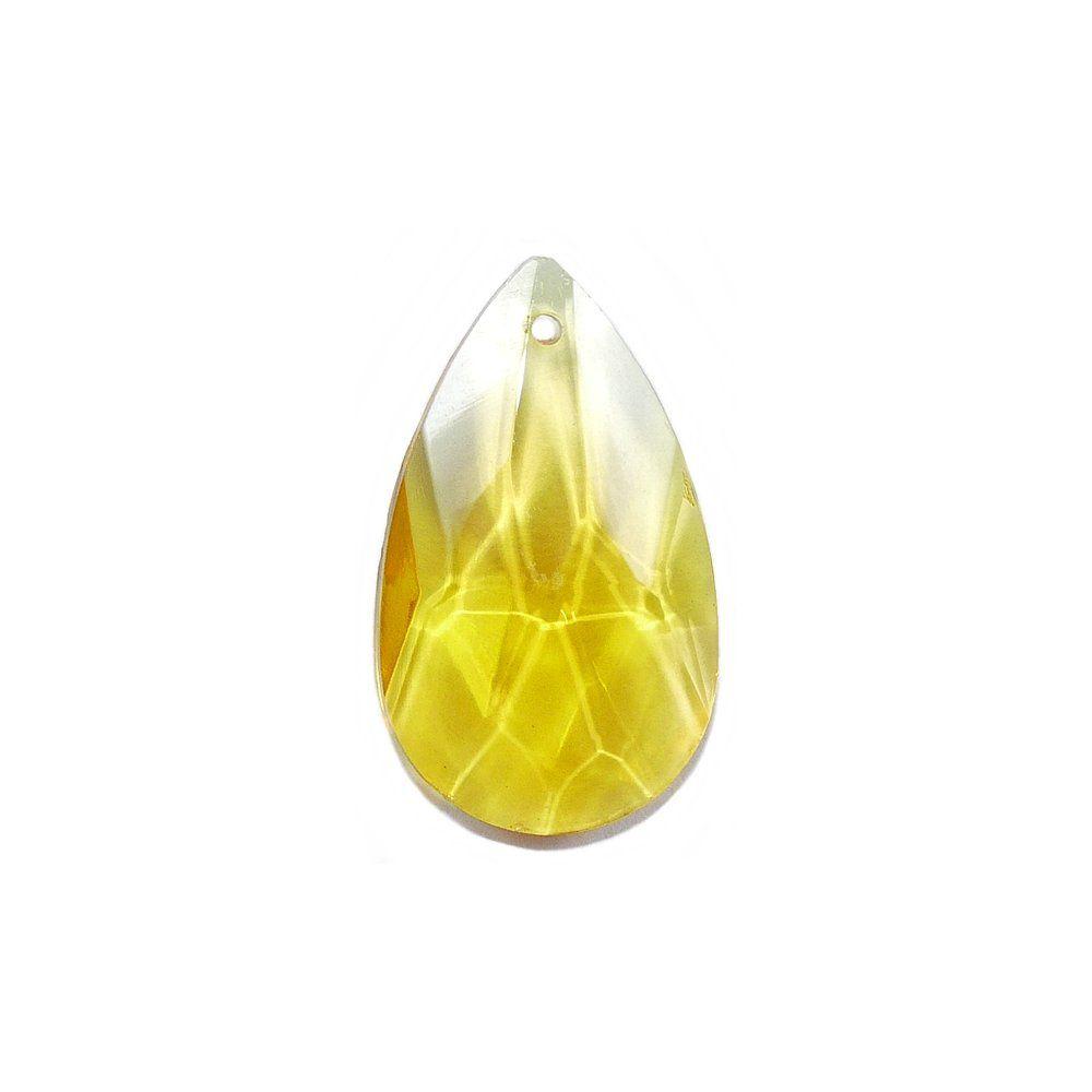 Pingente Gota de Cristal - 29mm  - Nathalia Bijoux®