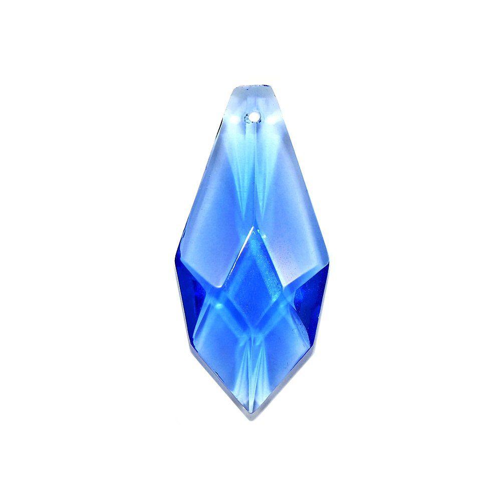 Pingente Gravata de Cristal - 50mm  - Nathalia Bijoux®