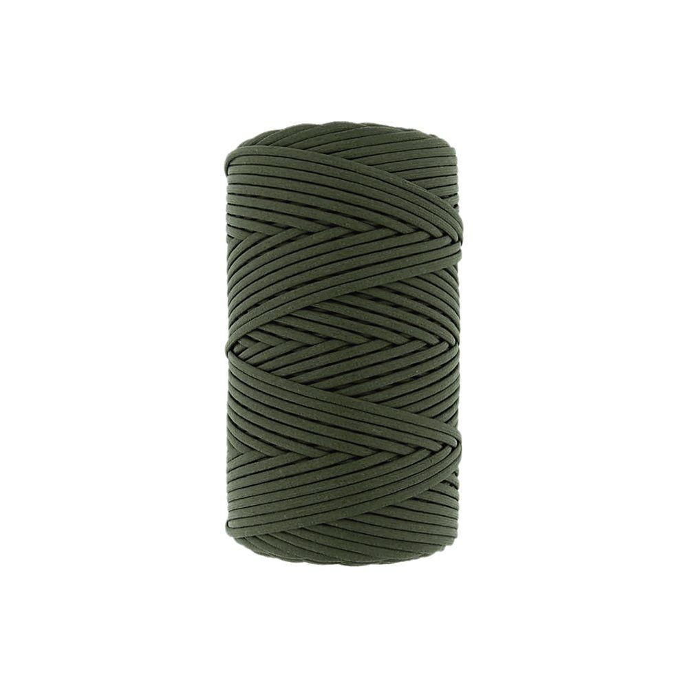 Cordão Encerado - Verde (112) - 3mm - 100m  - Nathalia Bijoux®
