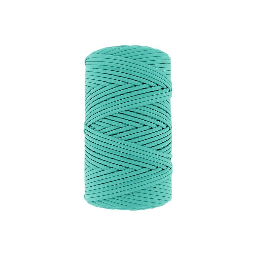Cordão Encerado - Verde (475) - 3mm - 100m  - Nathalia Bijoux®