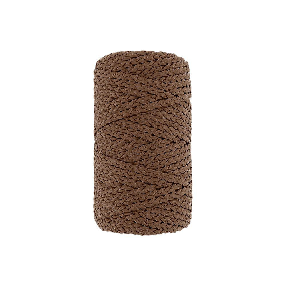 Cordão Encerado Trançado - Grunge (349) - 5mm - 50m  - Nathalia Bijoux®