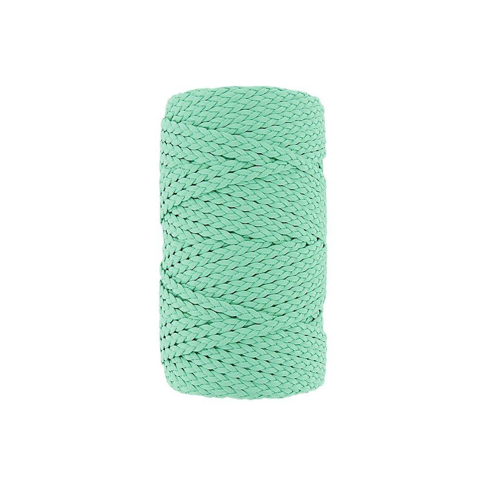 Cordão Encerado Trançado - Verde (472) - 5mm - 50m  - Nathalia Bijoux®
