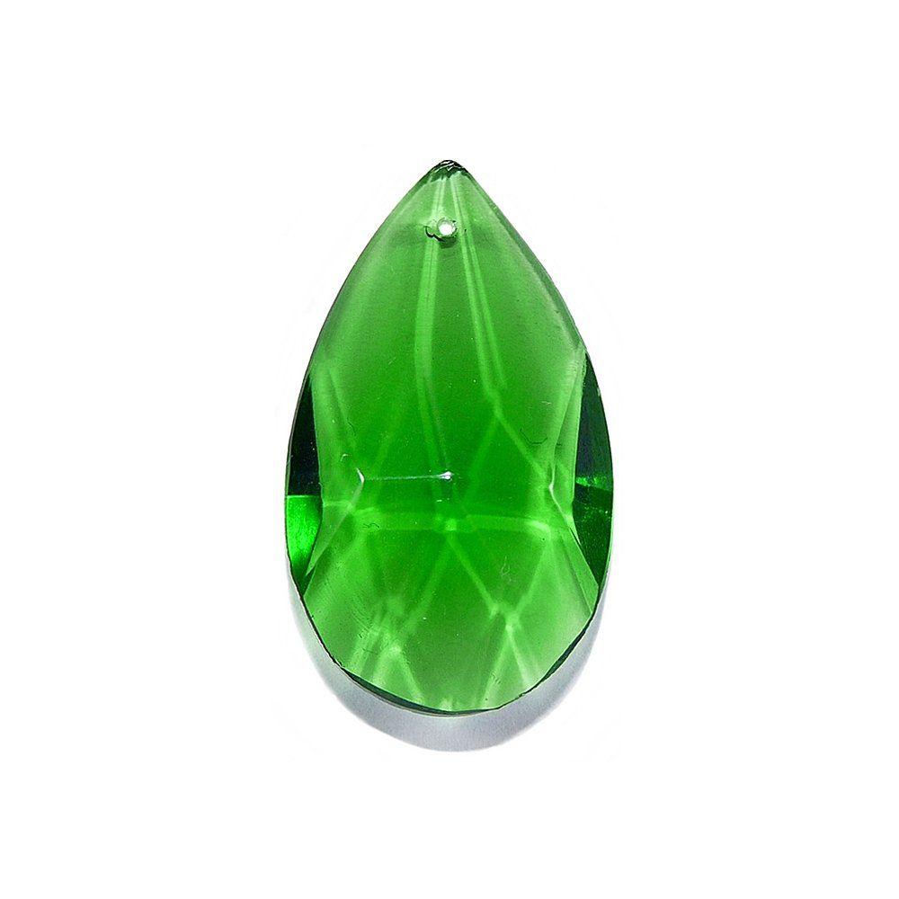 Pingente Gota de Cristal - 38mm  - Nathalia Bijoux®