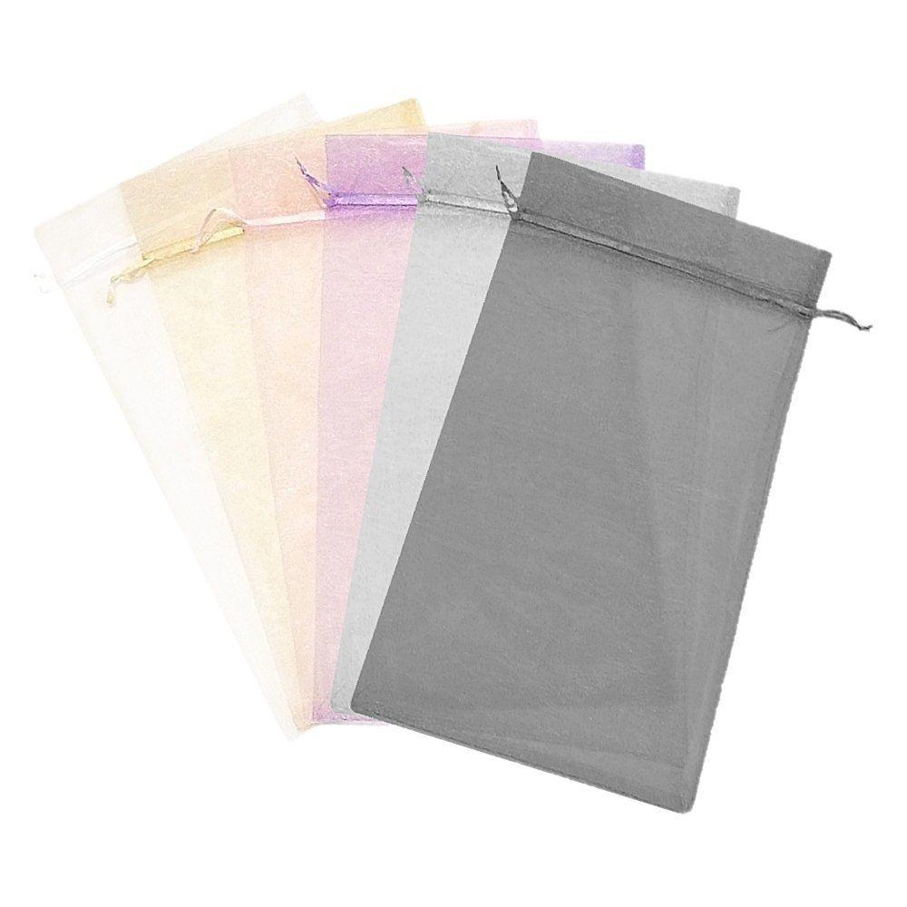 Saco de Organza - 35cm x 20cm  - Nathalia Bijoux®