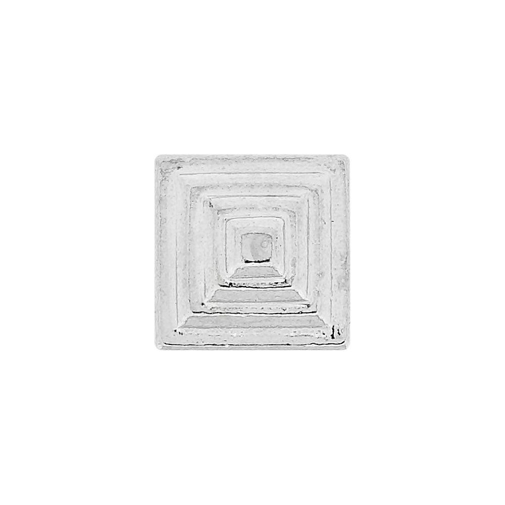 Aplique de Metal - 13mm  - Nathalia Bijoux®