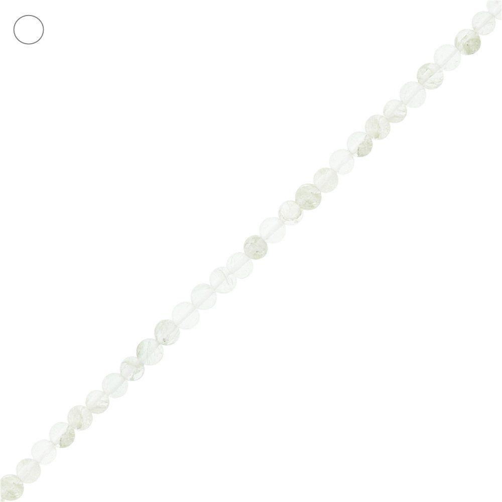 Fio de Contas de Vidro - Variado Fashion Opal - 4mm - 40cm  - Nathalia Bijoux®
